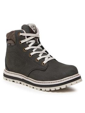 CMP CMP Черевики туристичні Dorado Wmn Lifestyle Shoes Wp 39Q4936 Зелений