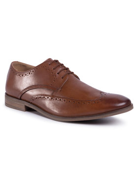 Clarks Clarks Pantofi Stanford Limit 261480367 Maro
