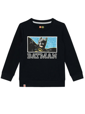 LEGO Wear LEGO Wear Sweatshirt 12010048 Schwarz Regular Fit