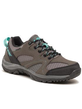 Hi-Tec Hi-Tec Трекінгові черевики Harito Wp Wo's AVSSS21-HT-BD-01 Сірий
