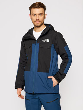 The North Face The North Face Lyžiarska bunda Balfron NF0A3LZ93ZP1 Tmavomodrá Regular Fit