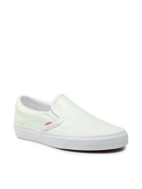 Vans Vans Πάνινα παπούτσια Classic Slip-On VN0A33TB3UA1 Λευκό