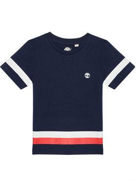 Timberland Timberland T-shirt T25R87 S Tamnoplava Regular Fit