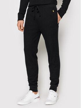 Polo Ralph Lauren Polo Ralph Lauren Долнище анцуг 714830285007 Черен Regular Fit