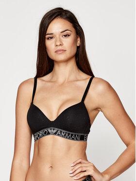 Emporio Armani Underwear Emporio Armani Underwear Besiūlė liemenėlė 164410 0A225 00020 Juoda