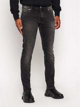 Calvin Klein Jeans Calvin Klein Jeans Jeansy Slim Fit J30J316105 Szary Slim Fit