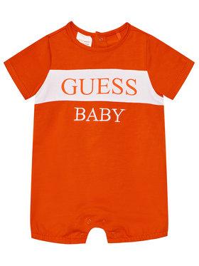 Guess Guess Body dziecięce H1GW01 J1311 Pomarańczowy