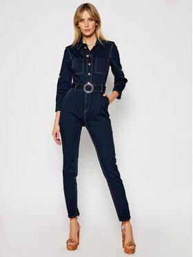 Morgan Morgan Ολόσωμη φόρμα 211-PGILI Σκούρο μπλε Regular Fit