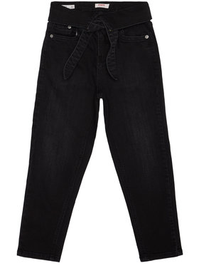 Pepe Jeans Pepe Jeans Jeansy Raven Blk PG201393 Czarny Regular Fit