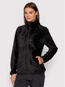 CMP CMP Polár kabát 31P1696 Fekete Regular Fit