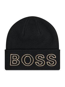 Boss Boss Шапка J11087 M Черен