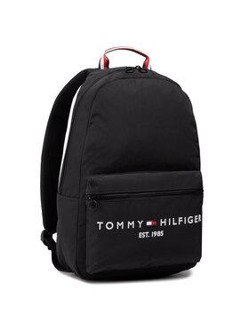 Tommy Hilfiger Tommy Hilfiger Zaino Th Established Backpack AM0AM07266 Nero