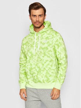 Nike Nike Суитшърт Sportswear Club DA0055 Зелен Standard Fit