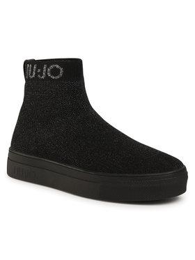Liu Jo Liu Jo Sneakers Alicia 128 4F0723 TX022 Negru