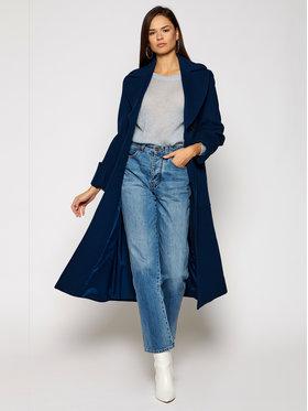 MAX&Co. MAX&Co. Manteau en laine Ermione 70140220 Bleu marine Regular Fit