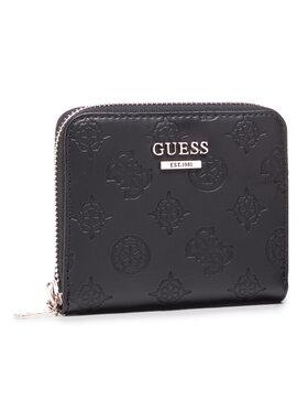 Guess Guess Malá dámska peňaženka Dayane (SG) Slg SWSG79 68370 Čierna
