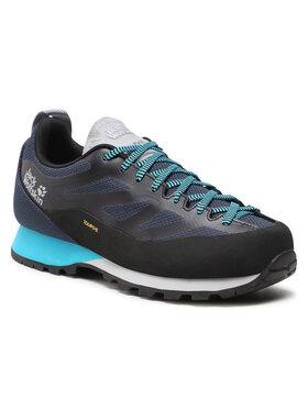 Jack Wolfskin Jack Wolfskin Παπούτσια πεζοπορίας Scrambler 2 Texapore Low W 4045891 Σκούρο μπλε