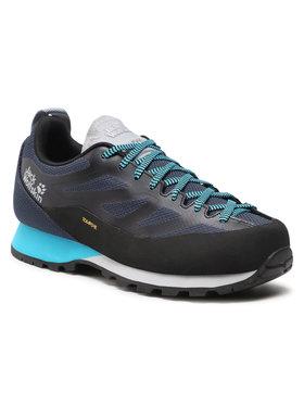 Jack Wolfskin Jack Wolfskin Turistiniai batai Scrambler 2 Texapore Low W 4045891 Tamsiai mėlyna