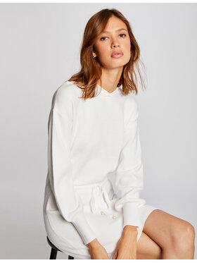 Morgan Morgan Трикотажна сукня 212-RMLANA Білий Regular Fit