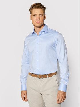 Tommy Hilfiger Tailored Tommy Hilfiger Tailored Košile TT67870366 Modrá Regular Fit