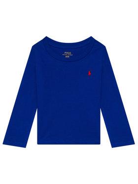 Polo Ralph Lauren Polo Ralph Lauren Блуза 313841122008 Син Regular Fit