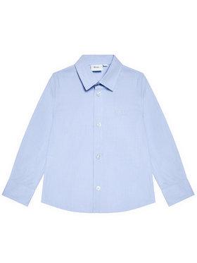 Boss Boss Koszula J05855 S Niebieski Regular Fit