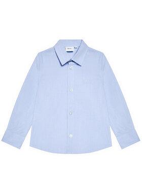 Boss Boss Πουκάμισο J05855 S Μπλε Regular Fit