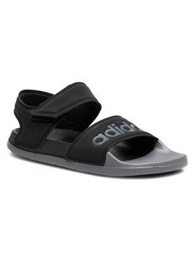 adidas adidas Sandales adilette Sandal FY8649 Noir