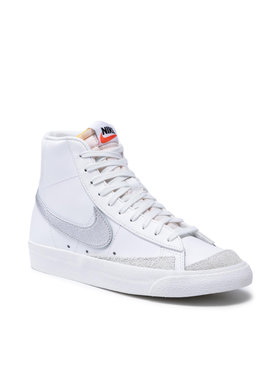 Nike Nike Boty Blazer Mid '77 CZ1055 112 Bílá