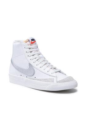 Nike Nike Cipő Blazer Mid '77 CZ1055 112 Fehér