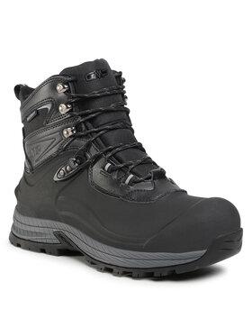 CMP CMP Παπούτσια πεζοπορίας Hacrux Snow Boot Wp 30Q4567 Μαύρο