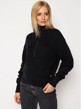 Calvin Klein Jeans Calvin Klein Jeans Sweter J20J214984 Czarny Regular Fit