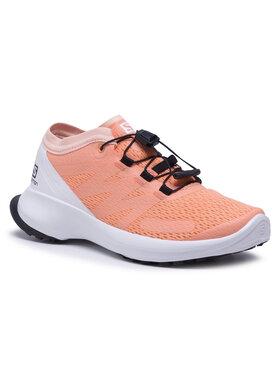 Salomon Salomon Cipő Sense Flow W 409670 20 W0 Narancssárga