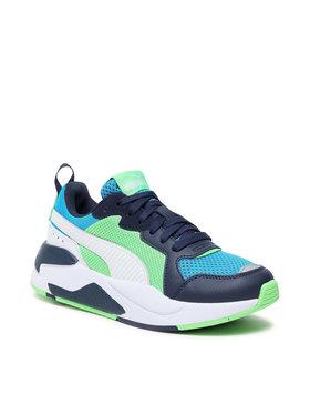Puma Puma Sneakersy X-Ray Jr 372920 08 Modrá
