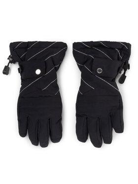 Spyder Spyder Lyžařské rukavice Girls Synthesis 197056 Černá