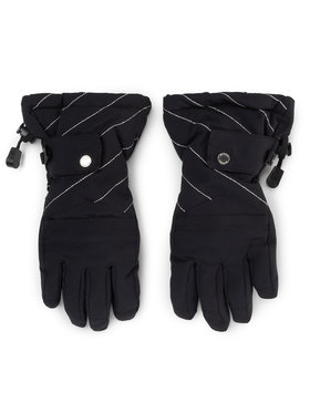 Spyder Spyder Lyžiarske rukavice Girls Synthesis 197056 Čierna