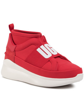 Ugg Ugg Laisvalaikio batai W Neutra Sneaker 1095097 Raudona