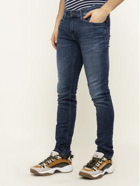 Tommy Jeans Tommy Jeans Blugi Slim Fit Scanton DM0DM07322 Bleumarin Slim Fit