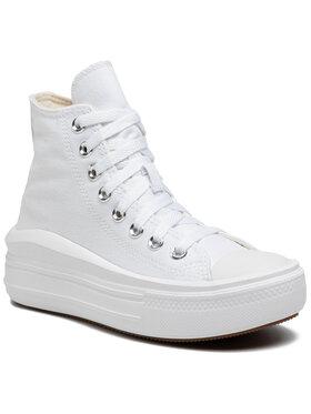 Converse Converse Trampki Ctas Move Hi 568498C Biały