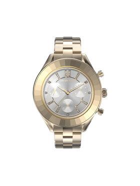 Swarovski Swarovski Zegarek Octea Lux Sport 5610517 Złoty