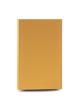 Secrid Secrid Puzdro na kreditné karty Cardprotector C Zlatá