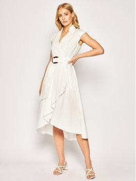 Marella Marella Ежедневна рокля Ebro 32211102 Бял Regular Fit