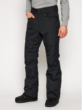 Billabong Billabong Lyžařské kalhoty Outsider U6PM25 BIF0 Černá Regular Fit