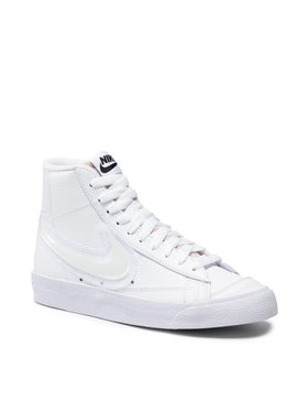 Nike Nike Chaussures Blazer Mid '77 DD0502 100 Blanc
