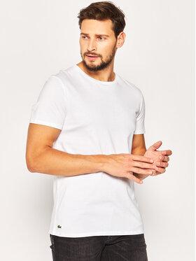 Lacoste Lacoste Komplet 3 t-shirtów TH3451 Biały Regular Fit