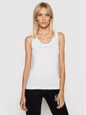 Emporio Armani Underwear Emporio Armani Underwear Top 163319 1P223 00010 Bianco Regular Fit