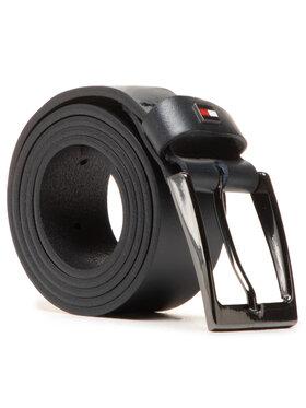 Tommy Hilfiger Tommy Hilfiger Cintura da uomo Layton 3.5 AM0AM07330 Blu scuro