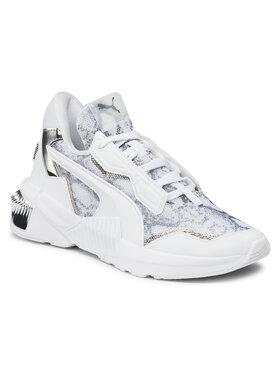 Puma Puma Chaussures Provoke Xt Untmd Wn's 194432 01 Blanc