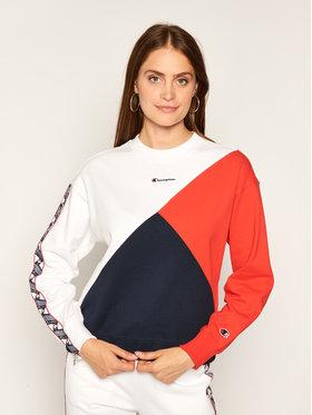 Champion Champion Sweatshirt Colour Block Logo Tape Detail 112759 Bunt Custom Fit