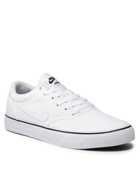 Nike Nike Chaussures Sb Chron 2 Cnvs DM3494 102 Blanc